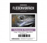 HRH Vorfach Interntl. 5ft. Salmon&Streamer (10kg)