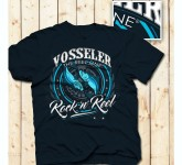 Vosseler T-Shirt Rock'n'Reel