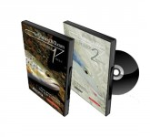 DVD The Fly Fishing, No. 1 & 2