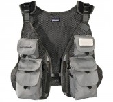 Patagonia Convertible Vest ForgeGrey, One-Size
