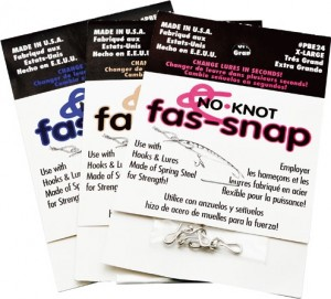 No Knot Fas-Snap