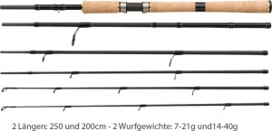 Shimano Beastmaster STC Twin-Tip