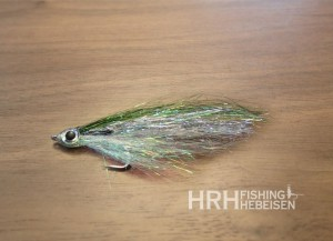 Hot Flash Minnow Shad Gr. 06