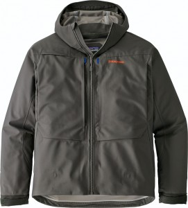 Patagonia M's River Salt Jacket Forge Grey