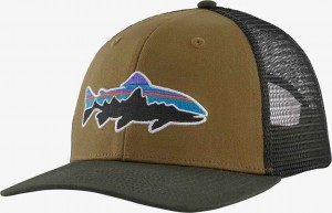 Patagonia Fitz Roy Trout Trucker Hat, MULB