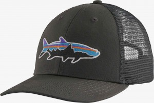Patagonia Fitz Roy Fish LoPro Trucker Hat, FGFT