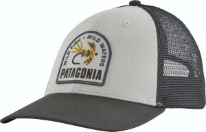 Patagonia Soft Hackle LoPro Trucker Hat, WHI