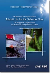"DVD FB 6 ""Atlantic & Pacific Salmon Flies"""
