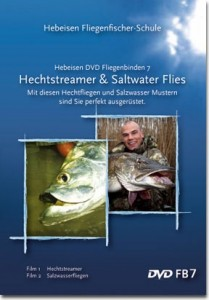 "DVD FB 7 ""Hechtstreamer & Saltwater Flies"""