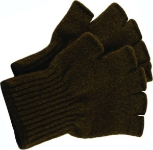 Bison Handschuhe, fingerless