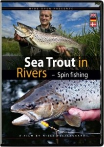 DVD Sea Trout in Rivers - Spin Fishing