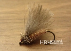 GP Cinnamon CDC Caddis
