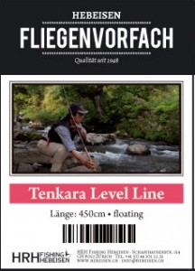 Tenkara Level Line HRH, Floating