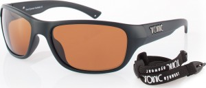 Tonic Rush Black, Glas Copper Photochromic