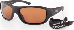 Tonic Evo Black, Glas Copper Photochromic