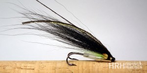 Tube Fly Cheeky Monkey, Black-Chartreuse