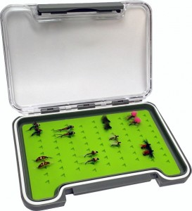 HRH Fly Box Silikon, Small