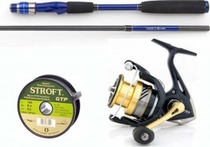 *Shimano Ultralight Set