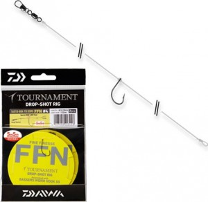 Daiwa Tournament Drop Shot Rig