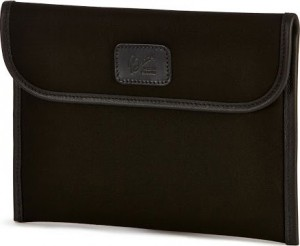 Brady iPad Cover Black, Canvas
