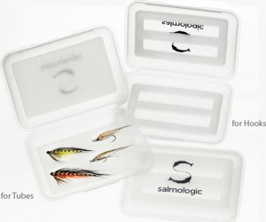Salmologic Fly Box, for Hooks
