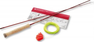 Redington Form Game Rod