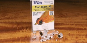 Fish Skull Fish Mask No. 5.0/Gr. 4-1 (10 Stk.)