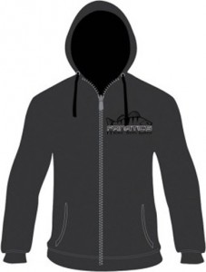 Stucki Fanatics Zipper Hoody Anthracite