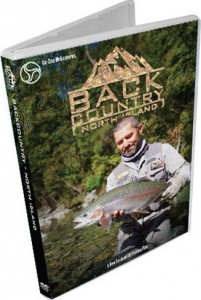 DVD New Zealand Backcountry, North Island