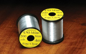 Uni Mono Thread Fine, Clear