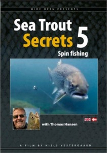 DVD Sea Trout Secrets 5 - Spin Fishing