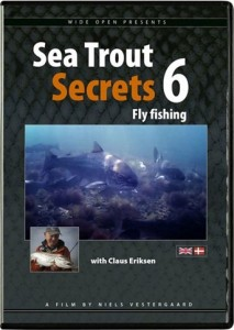 DVD Sea Trout Secrets 6 - Fly Fishing