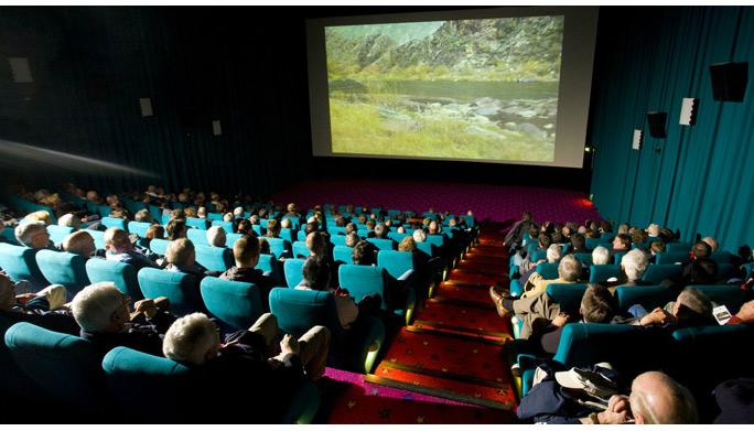 Rise Flyfishing Filmfestival in Zürich
