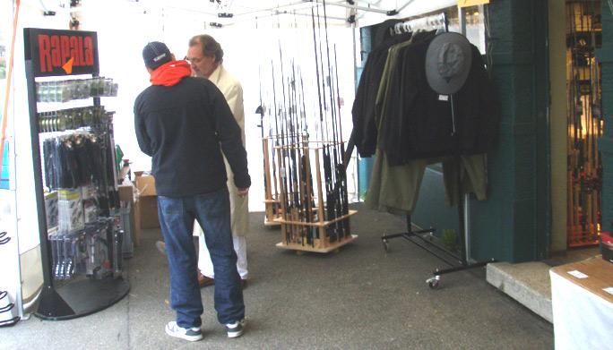 Warenlagerverkauf HRH Fishing Hebeisen