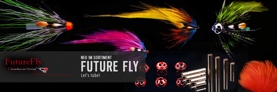Future Fly bei HRH Fishing Hebeisen